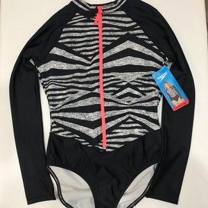 BNWT Speedo Women's Long Sleeve Swimwear